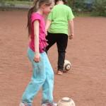 Fußball AG Mädchen 2