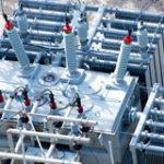 nebenstelle-der-elektrischen-leistung-transformatoren-isolatoren-45827125