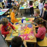 kunst 8 klasse apfel malen